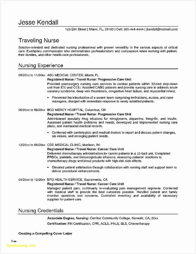 5 standard resume example gmkhhl