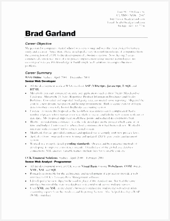 Summary Resume Sample Ohlgg Unique Resume Examples Objectives Luxury Resume Samples 0d Skilled Labor Of 4 Summary Resume Sample