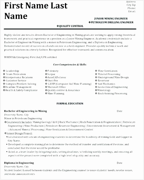 Geology Resume Examples Unique Geology Student Cover Letter New Resume for Jobs Examples with Od 614493hiabc