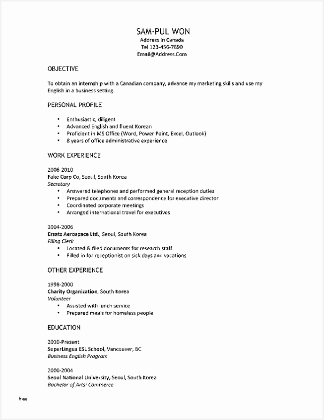 Business assistant Sample Resume D3hqw Inspirational 20 Inspirational Dentist Resume Samples S Medtechtx846653