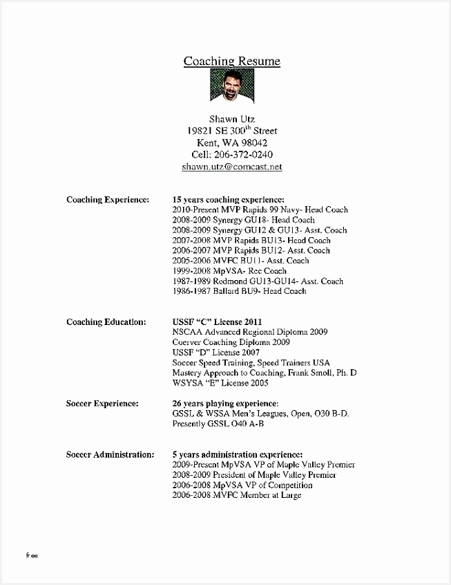 soccer player template college basketball coach resume new soccer player resume template large professional soccer soccer player template soccer player resume template soccer player cv template 846653tggIi