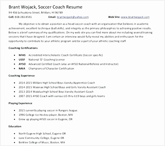 5 college basketball coach resume karbys