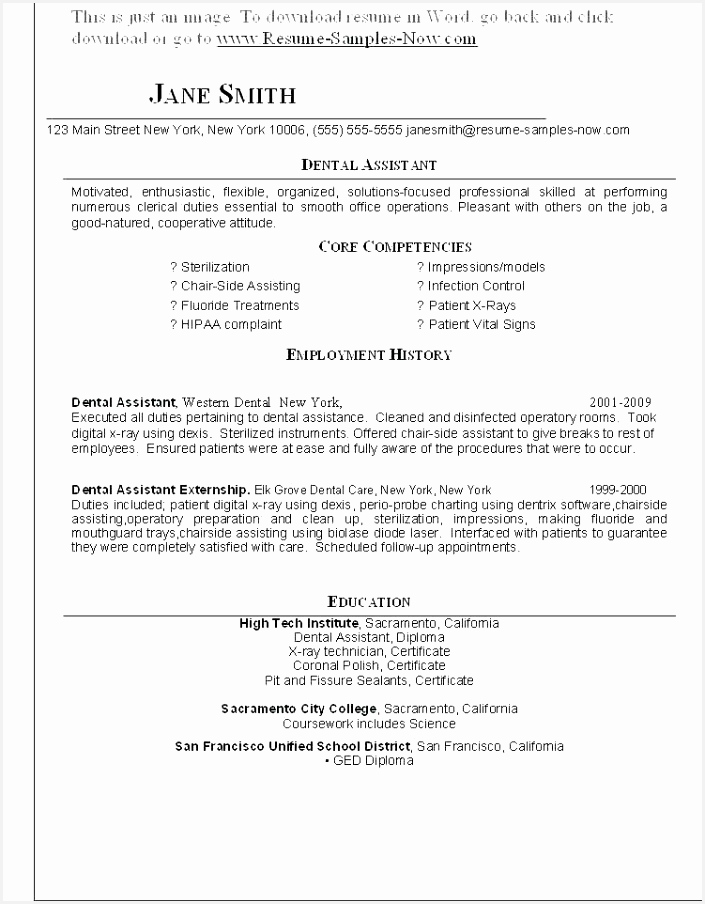 Resume Example Resumes Skills Examples 0d For Executive Assistant Objective 904705tkzrs