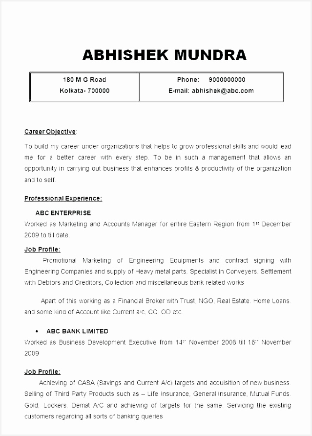 College Student Resume Objective Examples Udhbt Best Of Objective for Resume for College Student – Paknts891639