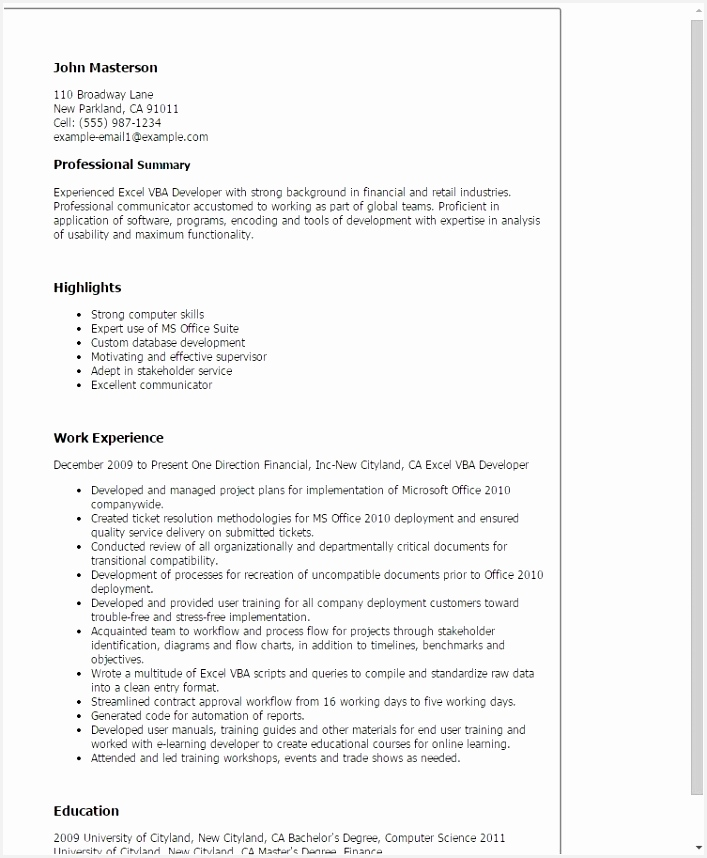 Most Effective Resume Templates New Resume Format Excel Unique Cv Examples Lovely Resume Examples 0d 858707aTwsd