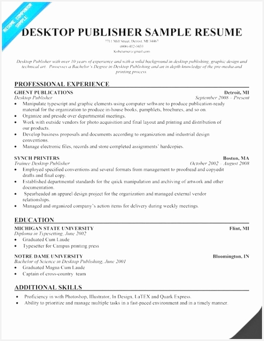 Download Excel Resume Template with original resolution Here 683529vjNqw
