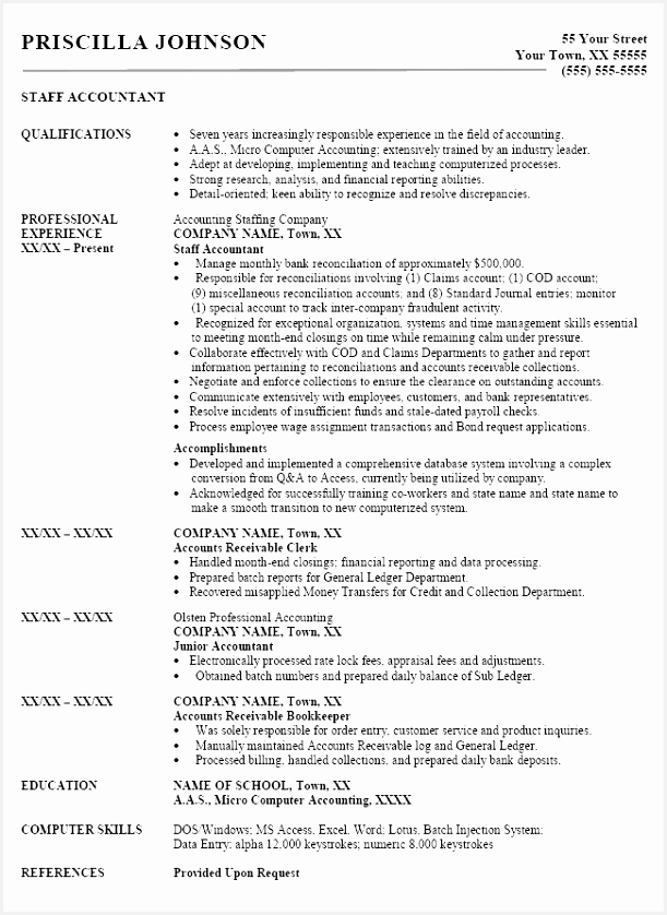 Cv Templates and Examples Zclxf Luxury Professional Accounting Resume Template Fresh English Cv Template Of 7 Cv Templates and Examples