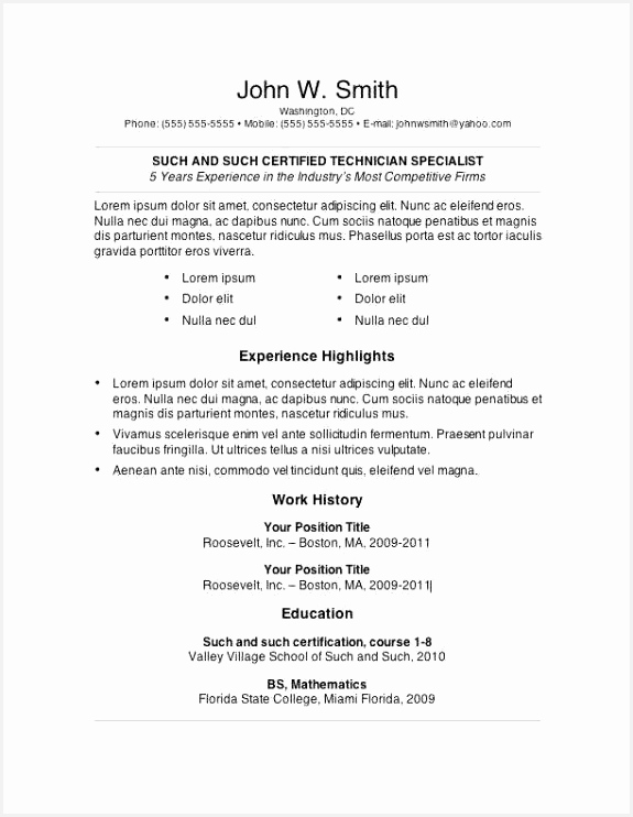 Cv Templates Chef Bhskv Beautiful Free Download 56 Cover Letter Word Template Free Of 7 Cv Templates Chef