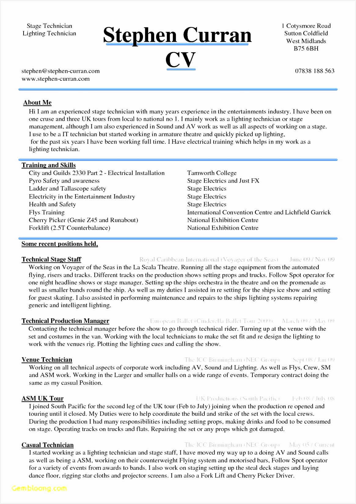 Cv Templates Cool Uvxtq Unique Microsoft Word Resume Templates 2010 – Cv Layout Template Word New Of 6 Cv Templates Cool