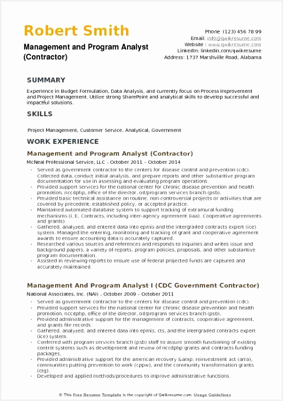 Data Management Specialist Sample Resume 3algi Beautiful Management and Program Analyst Resume Samples Of 7 Data Management Specialist Sample Resume