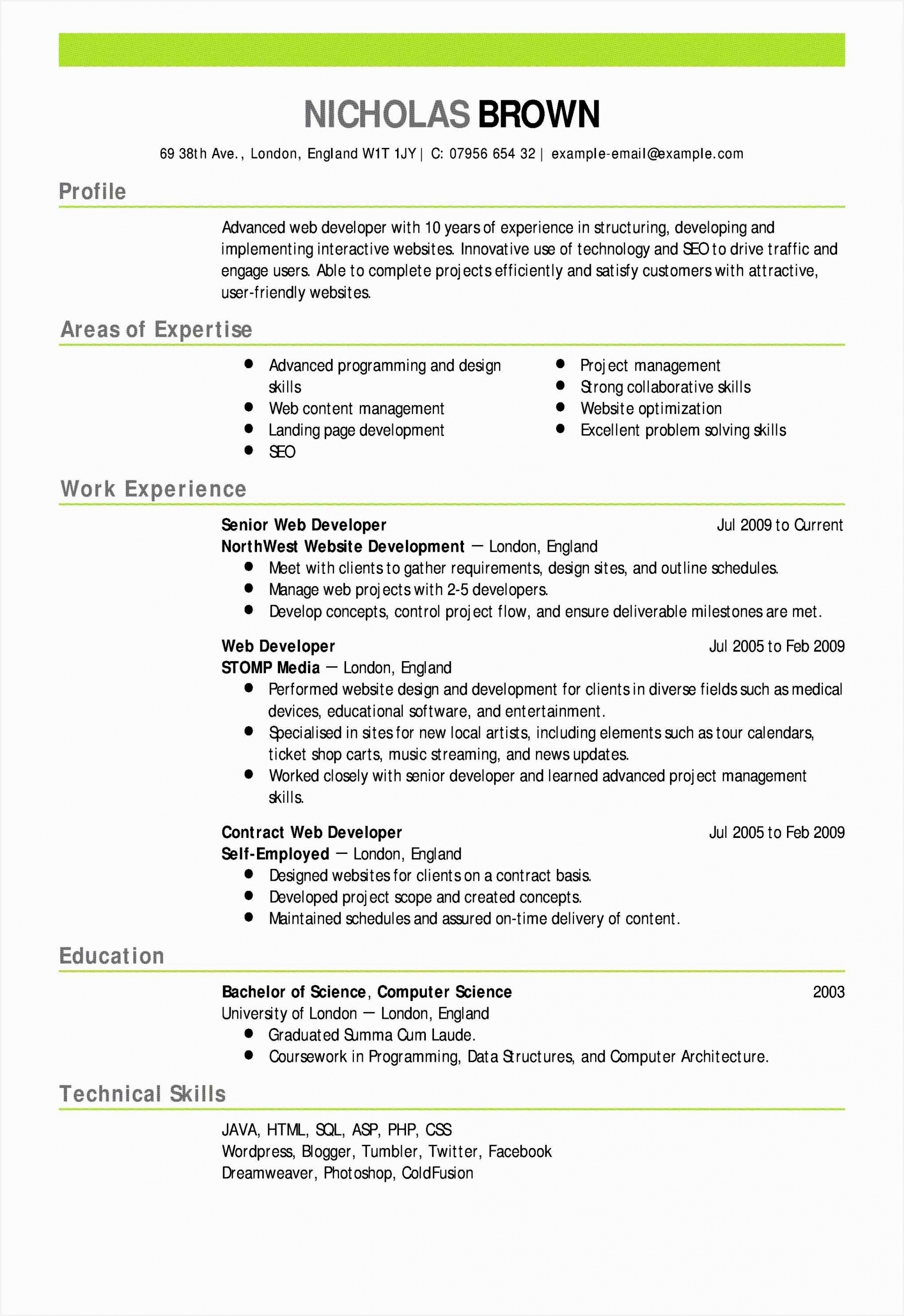 Experienced Resume Template O5mtt Beautiful 17 Templates & Samples Resume Template Singapore Free Resume27911917