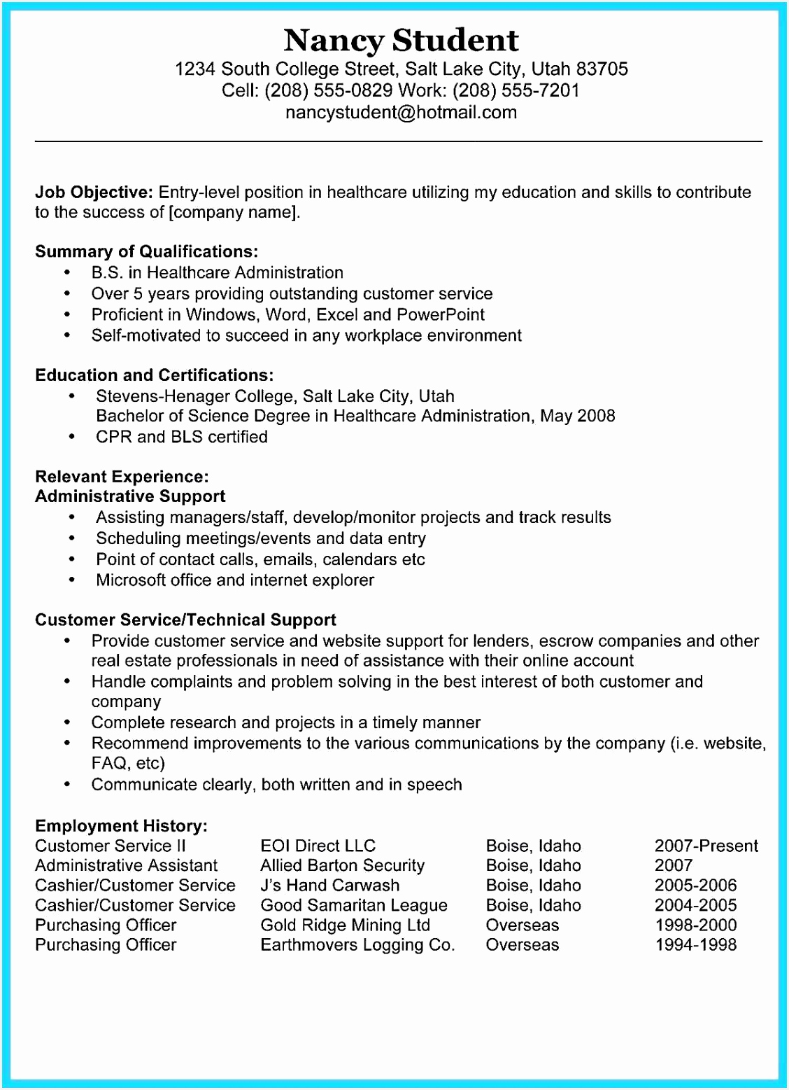 Free Sample Resume Yoga Valid Examples A Resume Fresh Resume Examples 0d Free Simple Resume 15571128drrgt
