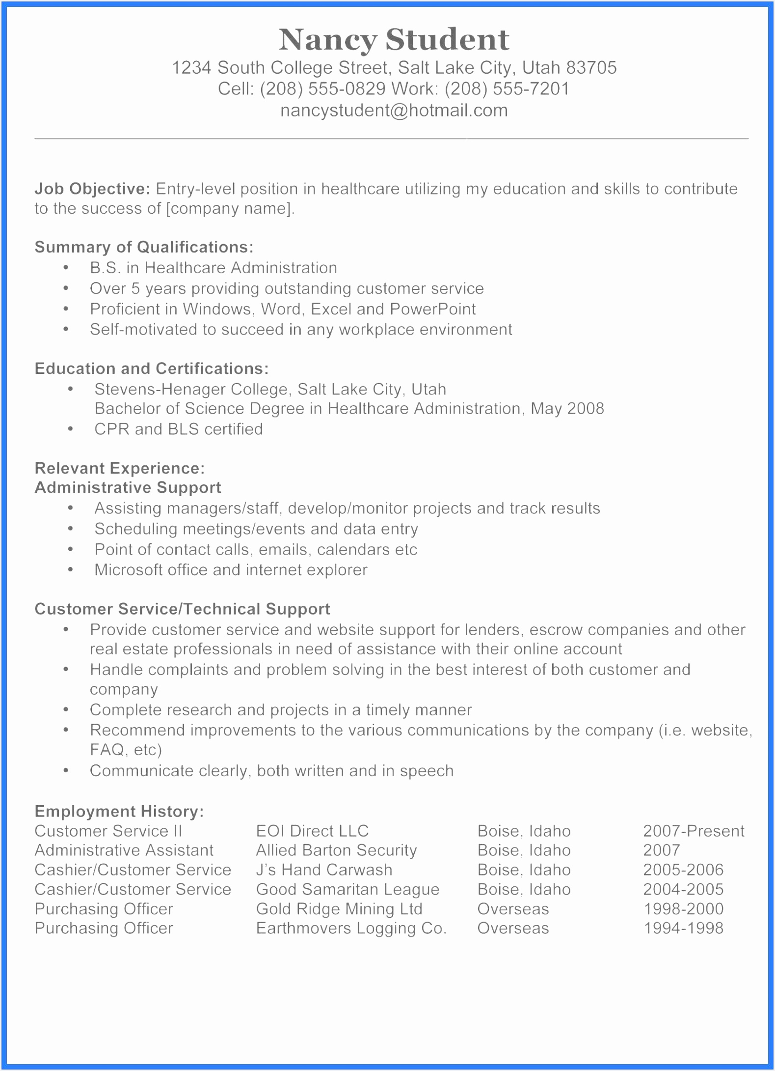 Sample Resume Cover Letter Word Doc New Fresh New Resume Sample Best Resume Cover Luxury Formatted 21801579jeoae