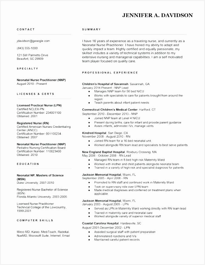 Infusion Nurse Sample Resume R9uoh Inspirational New Nurse Resume Template Nurse Resume Templates Free theatre Nurse Of 8 Infusion Nurse Sample Resume