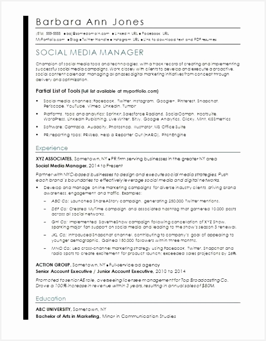 Objective for Resume Marketing Anlvn Inspirational Executive Jobs Sample Example Resume Objectives Scholarship Resume691538