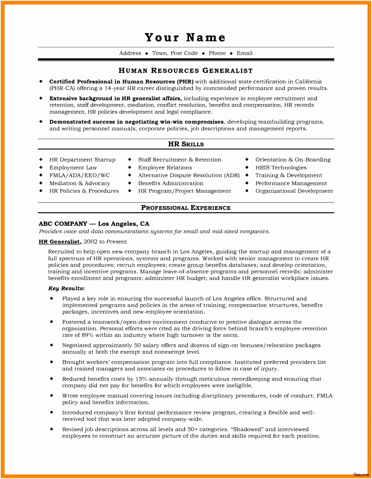Property Manager Resume Objective Awesome Property Management Resume Template Fresh Email Marketing Resume Property Manager 15811228dsLcl