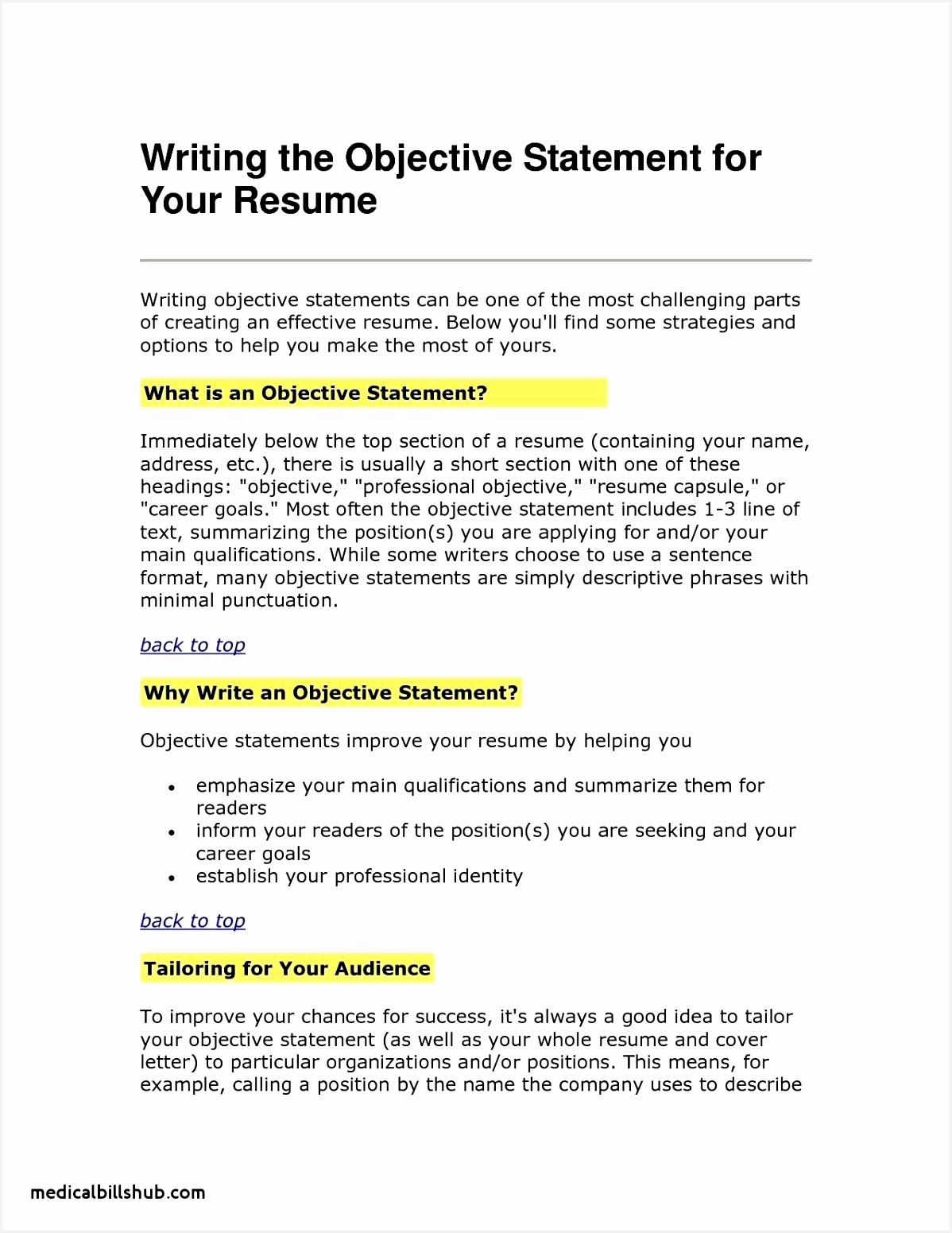 Fresh Job Resume Examples Best Fresh Resume 0d Resume for Substitute Objectives 15511198fivsw