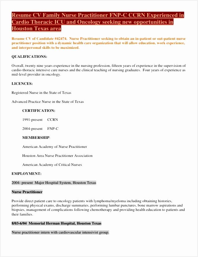 Oncology Clinical Nurse Specialist Sample Resume Acrgg Inspirational 97 Medical Icu Nurse Resume Icu Nurse Job Description Resume Of 7 Oncology Clinical Nurse Specialist Sample Resume