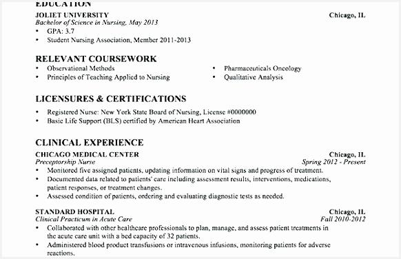 Oncology Clinical Nurse Specialist Sample Resume K2kfj Elegant Free Nursing Resume Templates Free Nursing Resume Cover Letter Of 7 Oncology Clinical Nurse Specialist Sample Resume
