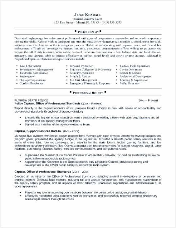 Sample Cover Letters for Resume Best Police Cover Letter – Military Resume 0d Wallpapers 46 Unique 7295649tsYs