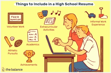 Resume Examples for Volunteer Work Qgcfn Best Of High School Resume Examples and Writing Tips Of 10 Resume Examples for Volunteer Work