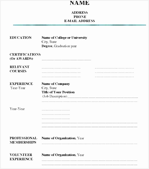 Restaurant Resume Template Simple Skills Summary for Resume Examples Awesome 0d Objective Template Restaurant Resume 561493srqce