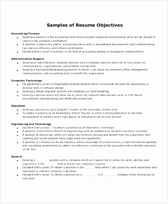 Resume Performa Bezcu Elegant Data Entry Resume Sample Inspirational 30 Professional Resume format686564
