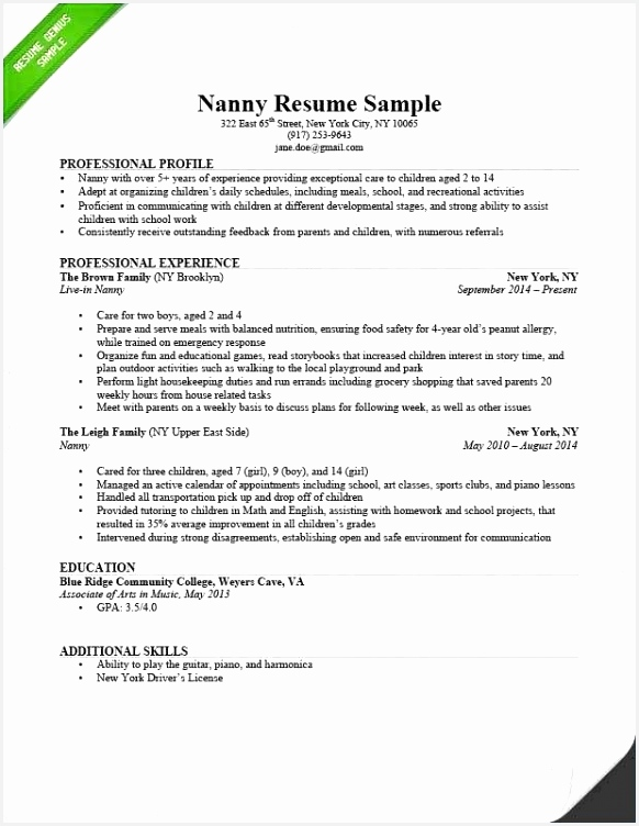 english resume template awesome english resume template nanny resume 0d resume templates for of english resume template 7525826Usgi