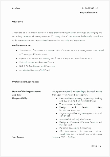 8 Sample Entry Level It Resume Amnihv Free Samples