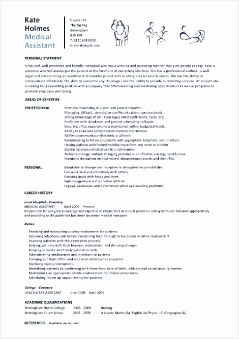 Sample Of Medical Receptionist Resume Sujjj Inspirational Inspirational Medical Secretary Sample Resume Of Sample Of Medical Receptionist Resume B2kbn Awesome Spa Receptionist Resume