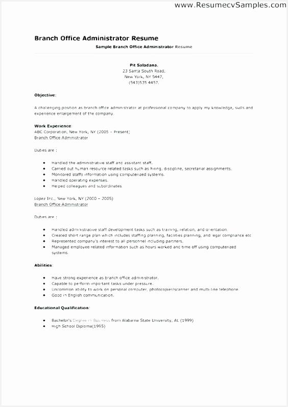 Medical Administrator Resume Administrative Resumes Healthcare 798564trMxu