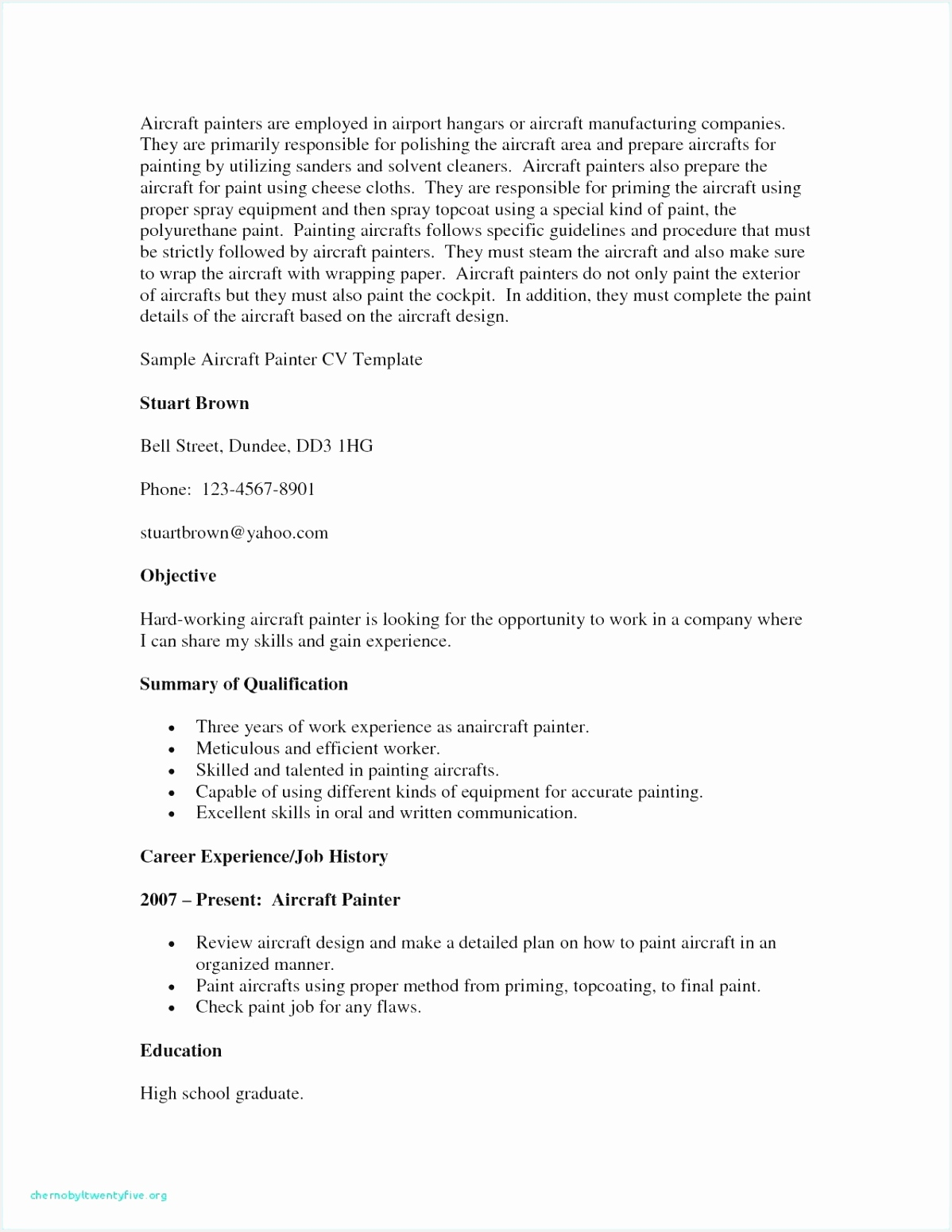 Best Professional Resume format Free Childcare Resume Template In Resume Examples 0d Good Looking Samples 155111980ornc