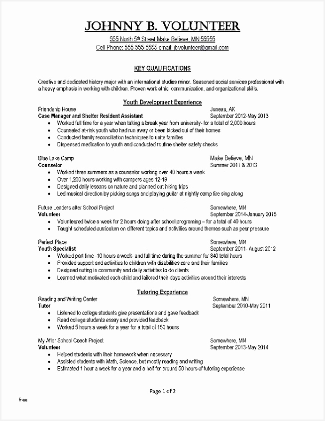 Resume for Teenager with No Work Experience Sample Customer Service Resume Examples Beautiful Resume Examples 0d 8466532Yqkf