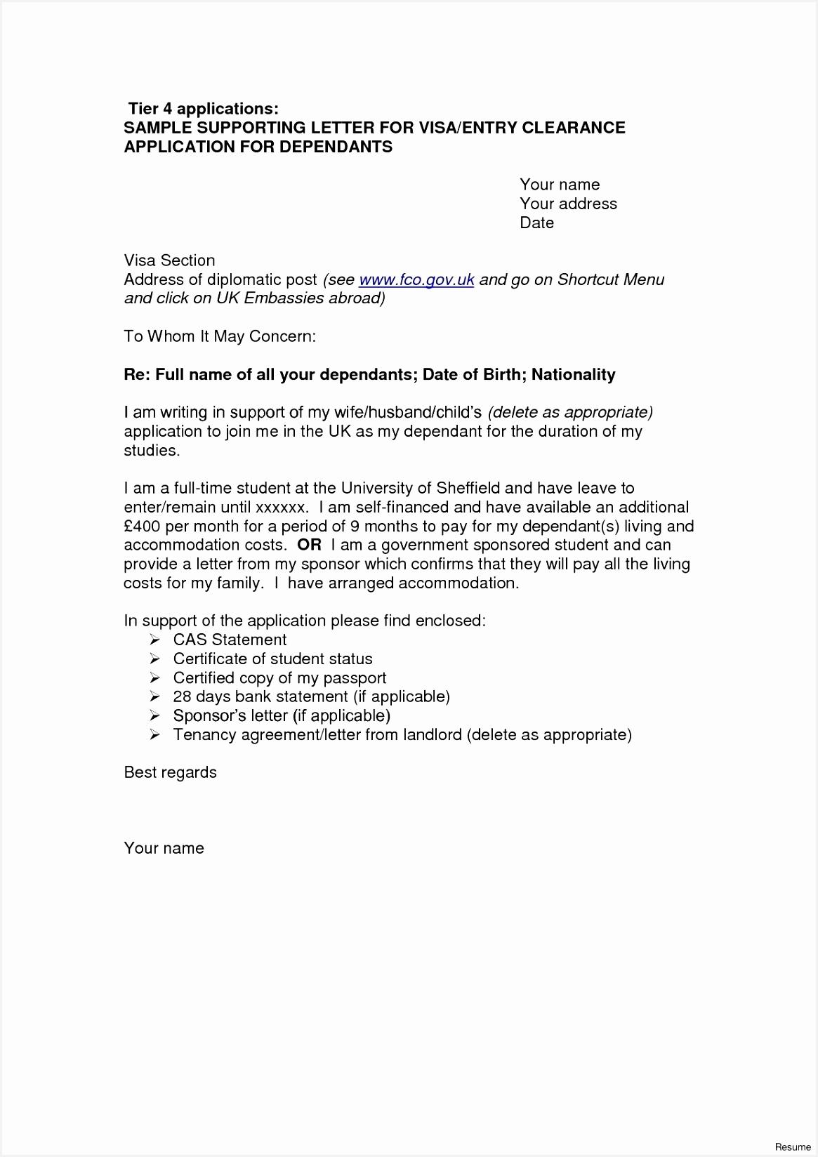 Re mendation Letter for Immigration Lovely Hardship Letter for Immigration Beautiful formal Letter Template Re mendation 16481165pbrYt