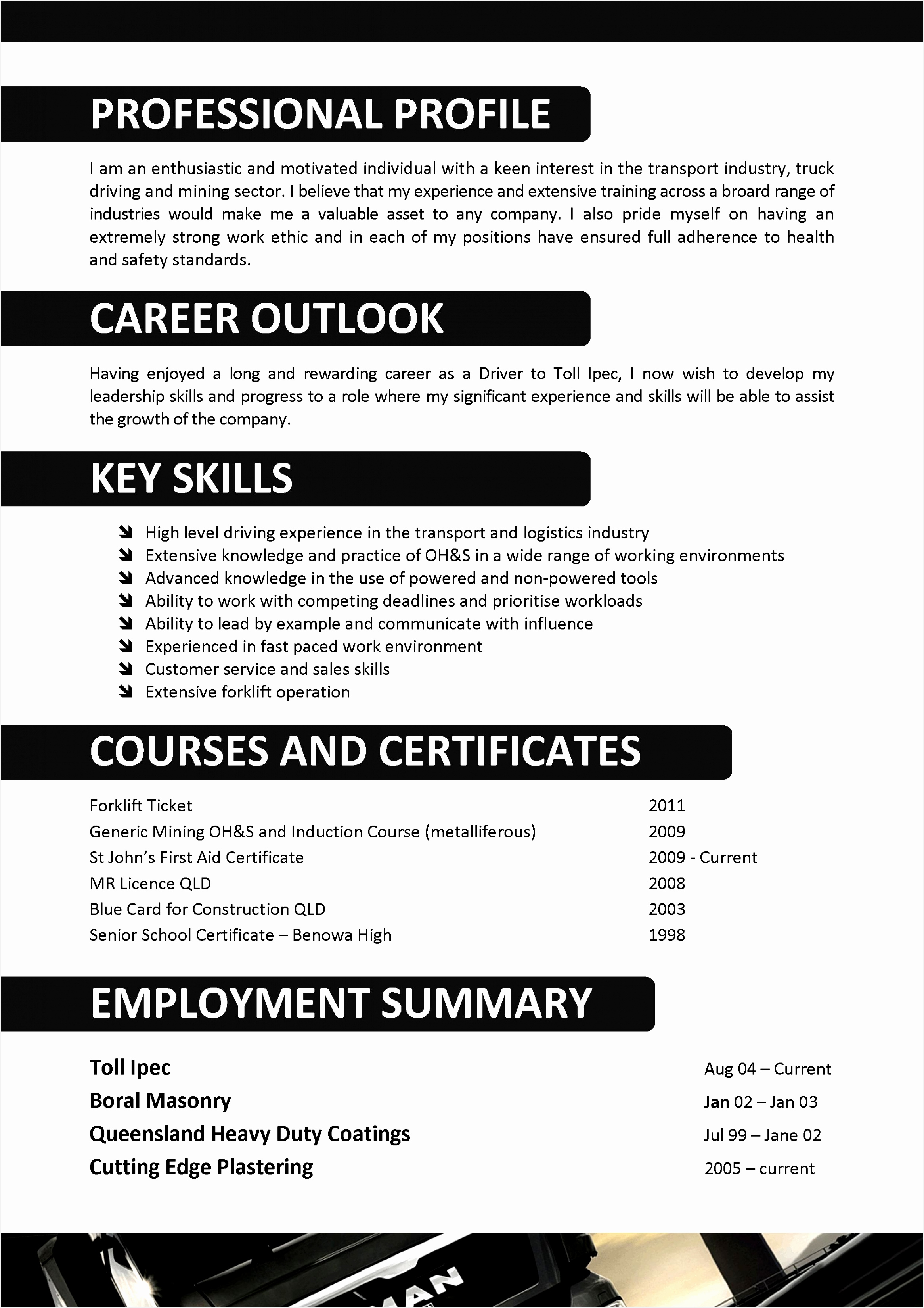 Construction Job Resume Samples Examples New Example Customer Service Resume Best Resume Examples 0d Skills 32972331kRlqu