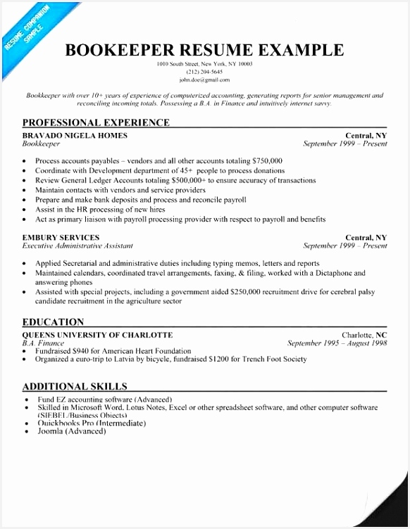 Senior Resume Examples Msa4v Lovely Account Payable Resume Fond De Page Cv Resume Header Examples752582
