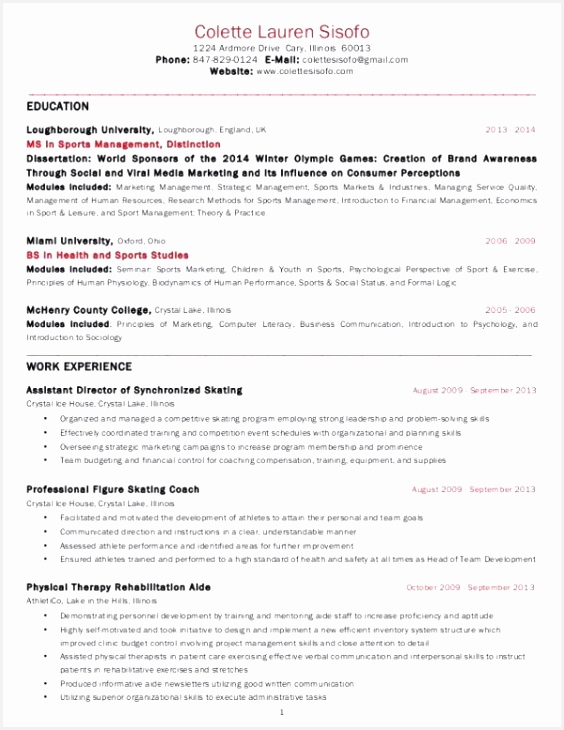Us format Resume Fafae New Resume format In Usa Us Resume format for Freshers Unique Resume Of 7 Us format Resume