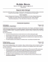 5+ Professional Resume Layouts