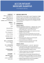 Sample Resume Format For Computer Science Student