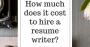 Best 9+ Resume Writing