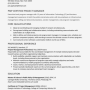Listing Projects On Resume