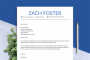 Building A Resume And Cover Letter